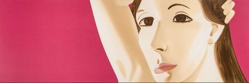 Alex Katz, 'Alex Katz, 'Red Dancer 1' 2019 Print', 2019, Print, Silkscreen, Hirth Fine Art