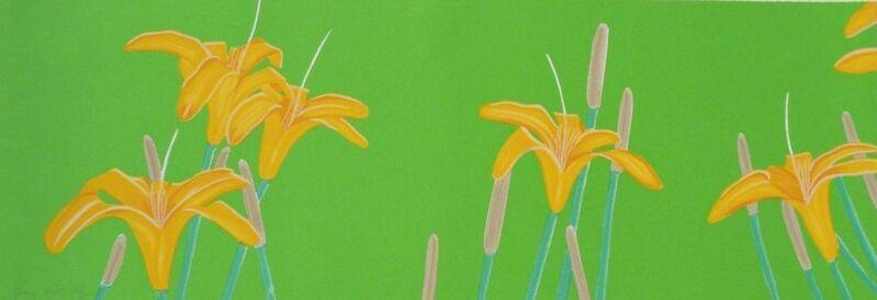 Alex Katz, 'Day Lilies', 1992, Print, Screenprint, Nikola Rukaj Gallery