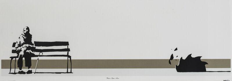 Banksy, 'Weston Super Mare', 2003, Print, Screenprint in colours, Forum Auctions