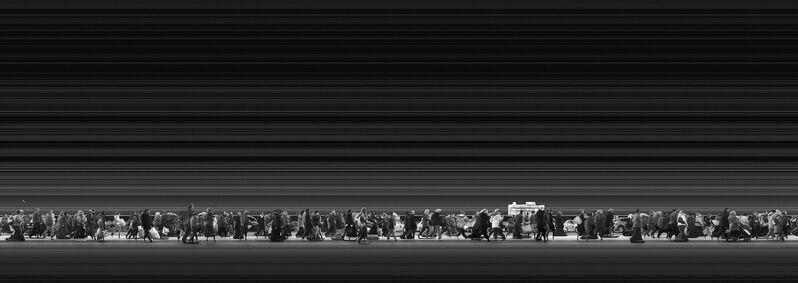 Adam Magyar, 'Urban Flow #1837 (New York)', 2015, Photography, Archival inkjet print, Faur Zsofi Gallery
