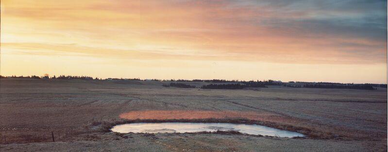 Thaddeus Holownia, 'Jolicure Pond, #14', 1996, Photography, Chromogenic contact print, Corkin Gallery