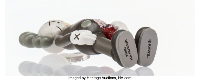 KAWS, 'Dissected Companion, keychain', 2012, Other, Painted cast vinyl, Heritage Auctions
