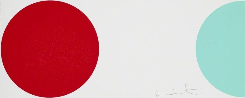 Damien Hirst, 'Picolinic Acid', 2012, Print, Woodcut print on 410gsm Somerset White Paper, Avant Gallery
