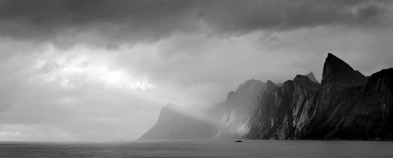 Brian Kosoff, 'Oksen, Norway', 2007, Photography, Silver gelatin print, Gallery 270