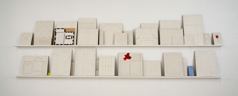 Christina Mackie, 'Dies', 2008, Supportico Lopez