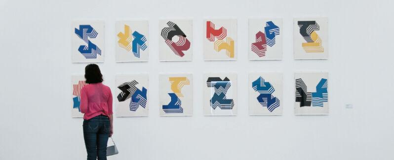 Julio Plaza, 'Anarquiteturas', 1969, Drawing, Collage or other Work on Paper, Galeria Marília Razuk
