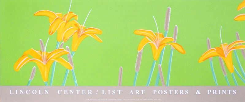 Alex Katz, 'Day Lilies', 1992, Print, Serigraph, Viacanvas