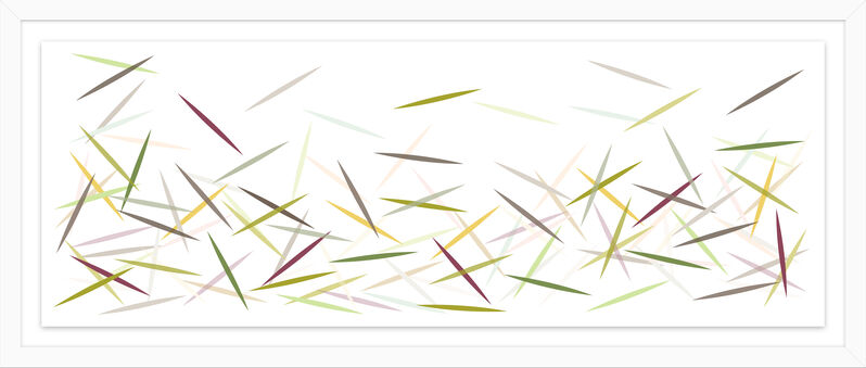 Michael Batty, 'Ascend', 2020, Print, Archival pigment print on 100% cotton acid free paper, Mark Moore Fine Art