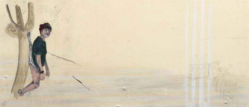 Camila Soato, 'Cuecão', 2013, Painting, Oil on canvas, Zipper Galeria