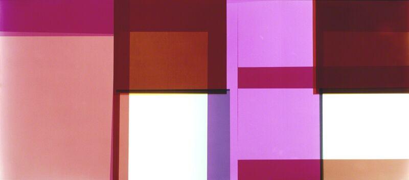 Hanno Otten, 'Lichtbild Nr. 103', 2002, Photography, Unique photogram, PRISKA PASQUER