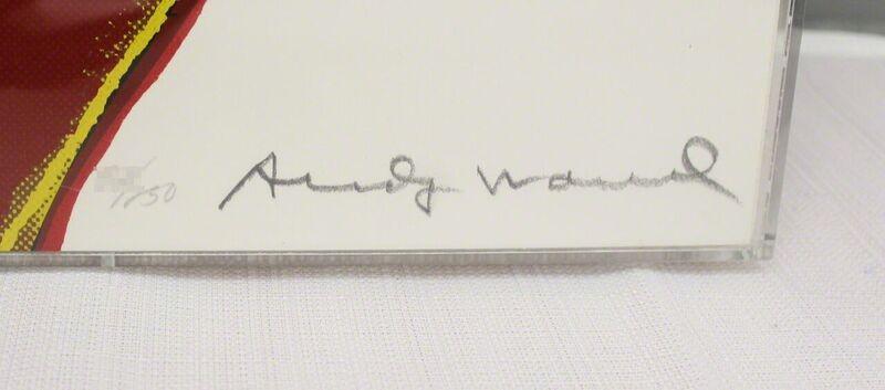 Andy Warhol, 'Northwest Coast Mask (FS II.380) ', 1986, Print, Screenprint on Lenox Museum Board, Revolver Gallery
