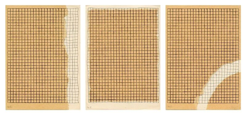 Ulises Carrion, 1972, Drawing, Collage or other Work on Paper, Collage on paper, Document Art