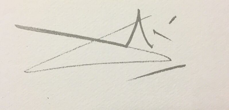 Salvador Dalí, 'Pégase (Pegasus)', 1983, Print, Lithograph on Vélin d'Arches Paper, Art Lithographies