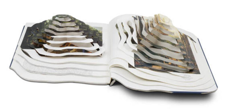 Mateo Maté, 'Libro Mondado', Drawing, Collage or other Work on Paper, NF/ NIEVES FERNANDEZ