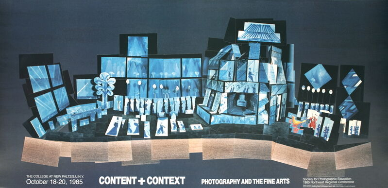 David Hockney, 'Walking Past Le Rossignol', 1985, Ephemera or Merchandise, Offset Lithograph, ArtWise