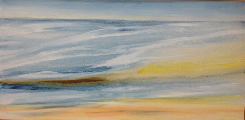 Bettina Mauel, 'Sea View', 2014, Painting, Oil on Canvas, Artspace Warehouse