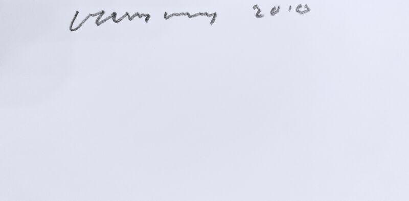 David Hockney, 'iPAD Drawing – My Window. No. 281 | Do remember they can't cancel the spring', 2010, Print, Inkjet print, Frank Fluegel Gallery