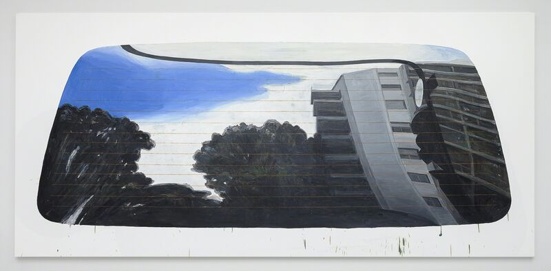 Jorge Macchi, 'Memoria externa 12', 2014, Painting, Oil on canvas, Alexander and Bonin
