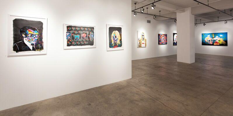 Bradley Theodore, installation view