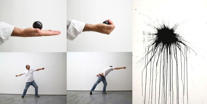 Eugenio Ampudia, 'Intervention at Max Estrella Gallery', 2015, Performance Art, Performance Art, Max Estrella