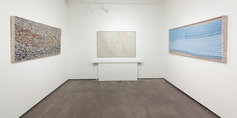 The Word Of Prayer: Solo show Suh Jeong Min, installation view