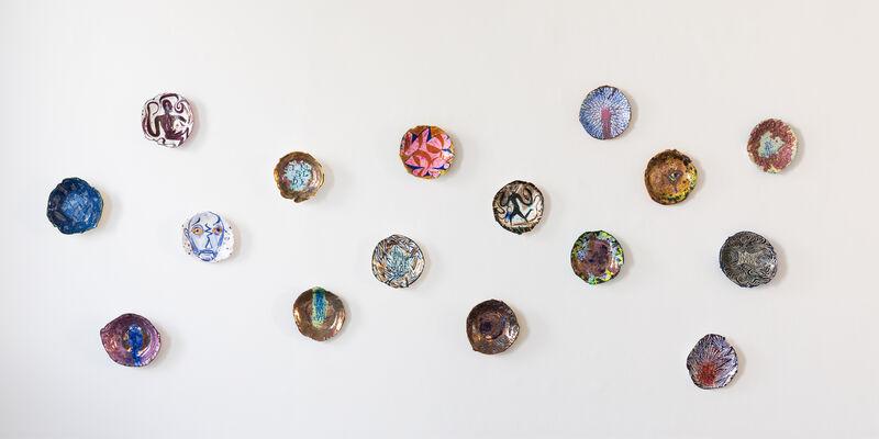 Ruan Hoffman, 'Fine Scars', 2020, Sculpture, Porcelain, Tristan Hoare