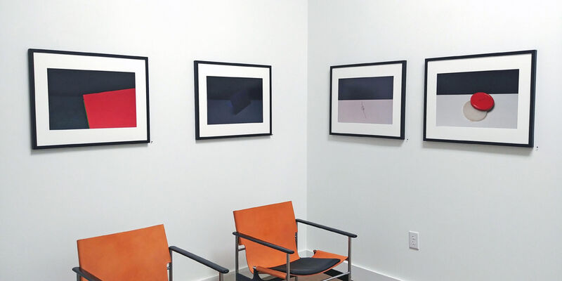 Vadim Gushchin, installation view