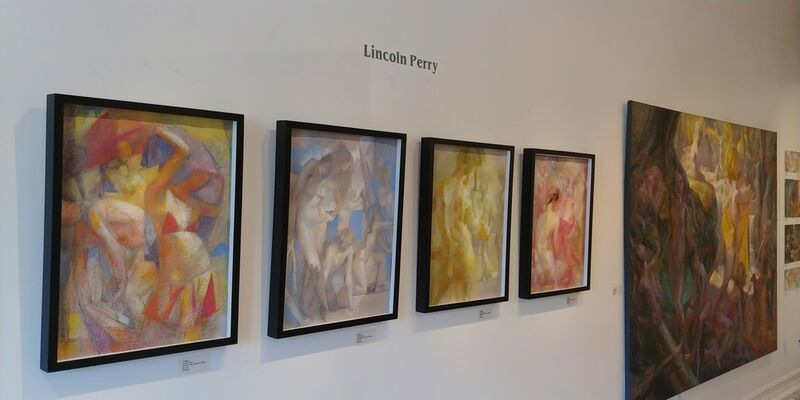 Lincoln Perry: New Works, installation view