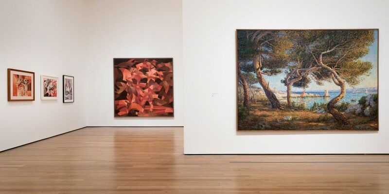 Francis Picabia: Our Heads Are Round so Our Thoughts Can Change Direction, installation view