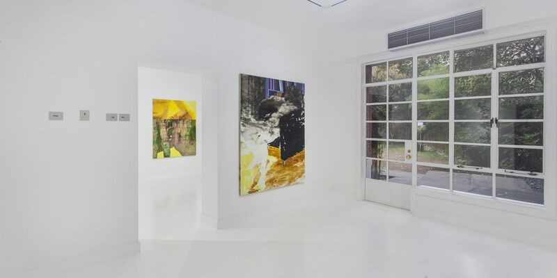 When We Become Us / 忘物志, installation view