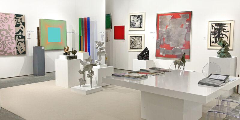 Taylor | Graham at Art Miami 2019, installation view