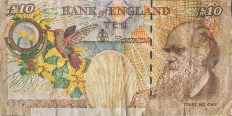 Banksy, 'Di Faced Tenner', 2004, Print, Color print on paper, RestelliArtCo.