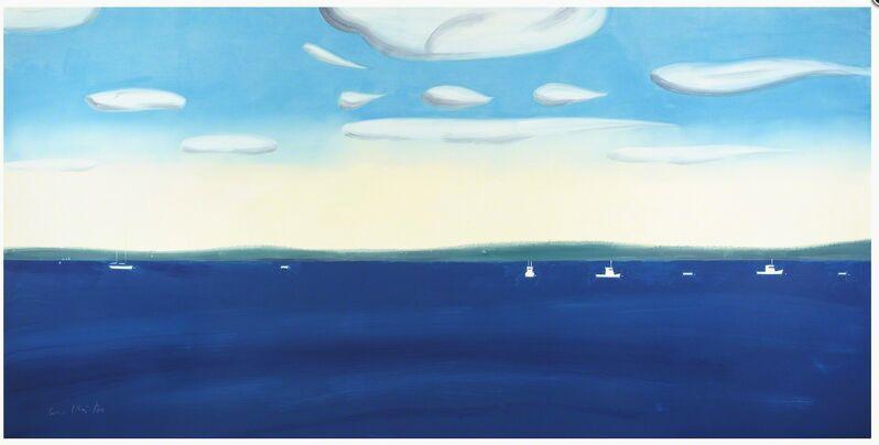 Alex Katz, '4:30 PM', 2017, Print, Archival pigment inks on Entrada Rag Bright 300 gsm fine art paper, Gregg Shienbaum Fine Art
