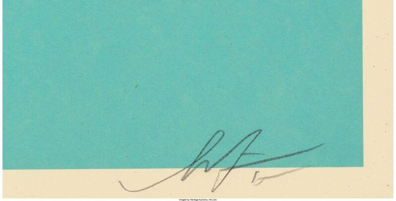Shepard Fairey, 'Earth Crisis', 2015, Print, Screenprint, Heritage Auctions