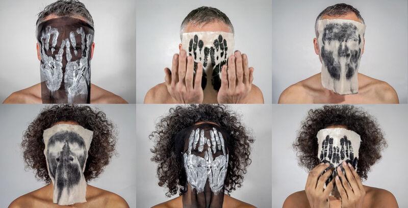 Mwangi Hutter, 'viewing a point ( 6 c-prints)', 2016, Photography, C-print 2/5 + 1 ap, galerie burster