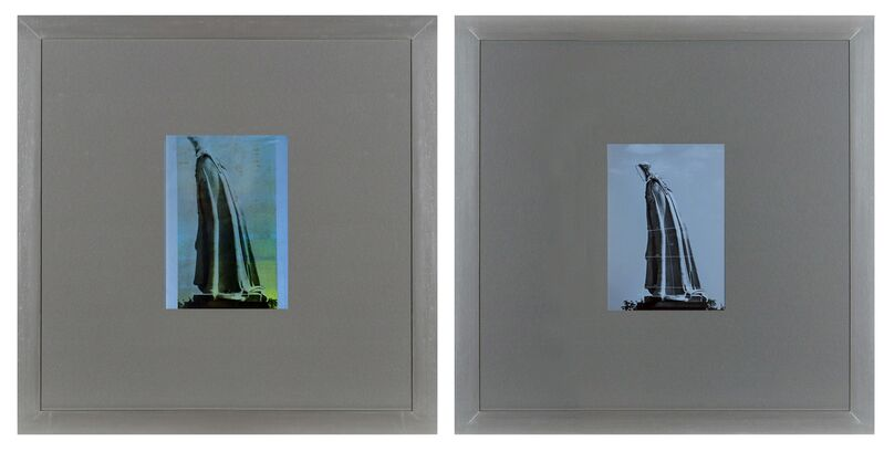 Raqs Media Collective, 'Souvenirs (Coronation Park) 1', 2015, Photography, Diptych, Prints on Metallic Paper, Project 88