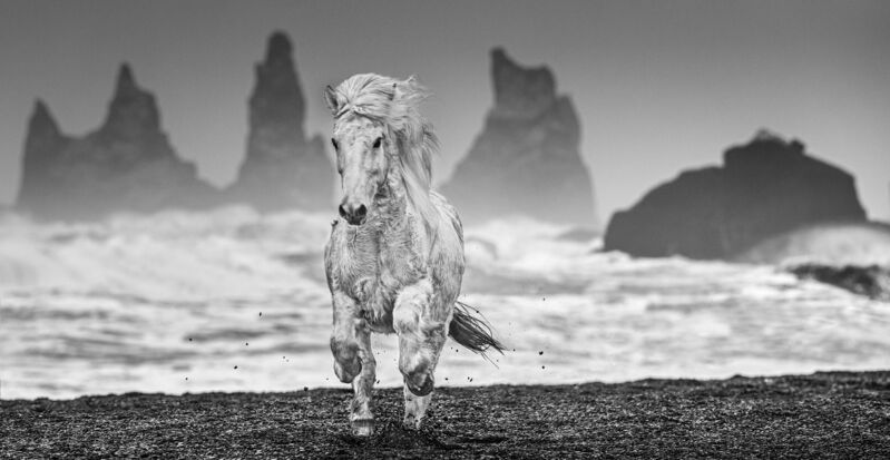 David Yarrow, 'The Perfect Storm', 2018, Photography, Archival Pigment Print, Maddox Gallery