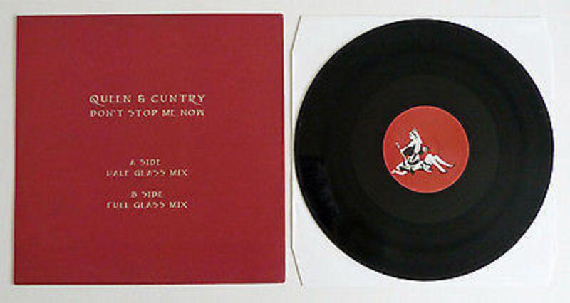 Banksy, 'Queen & Cuntry', 2008, Ephemera or Merchandise, LP cover, AYNAC Gallery