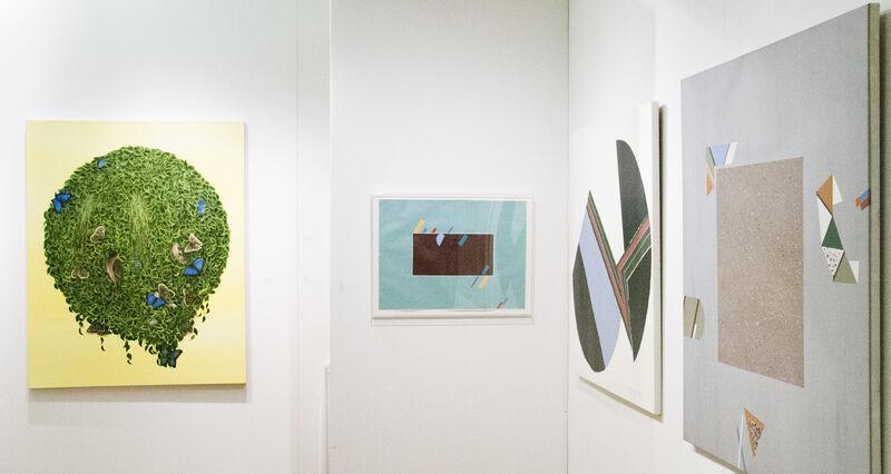 Carole Eisner, 'Tarew', 1982, Painting, Acrylic on linen canvas, Susan Eley Fine Art