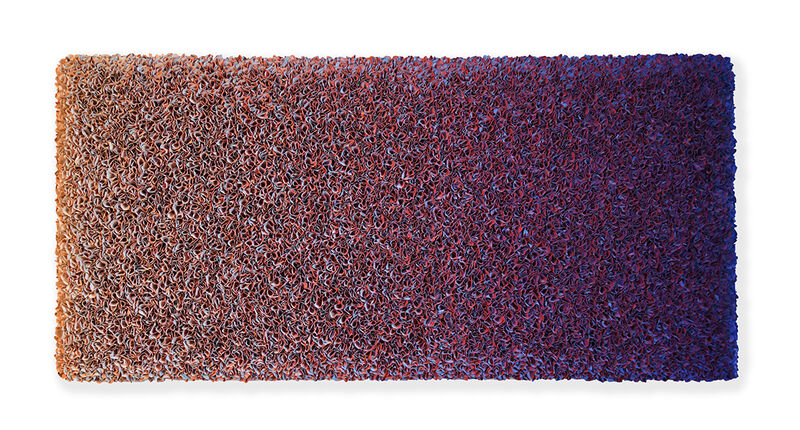 Zhuang Hong Yi, 'B12117', 2021, Painting, Acrylic on fine rice paper mounted on canvas., HOFA Gallery (House of Fine Art)
