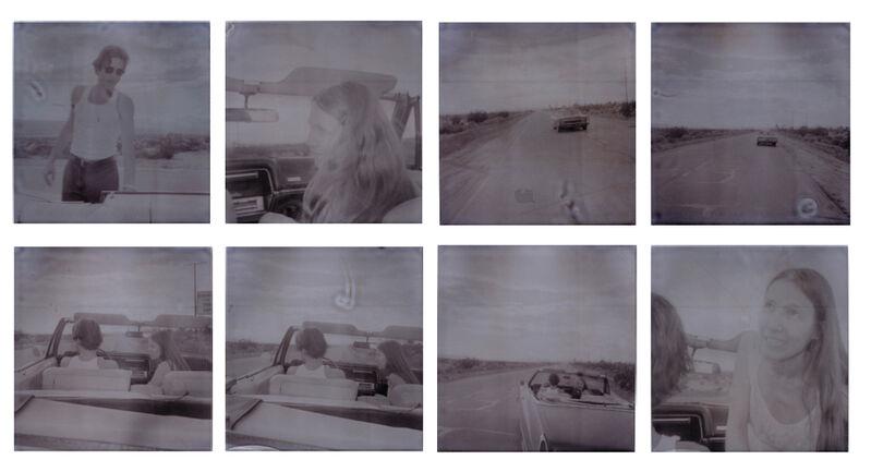 Stefanie Schneider, 'Leaving II (Sidewinder)', 2005, Photography, Digital C-Print based on a Polaroid, not mounted, Instantdreams