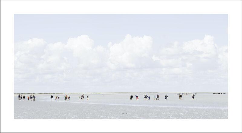 Patrick Smith, 'Saint Michel 2', 2016, Photography, Lambda print mounted on Diasec, K + Y Gallery