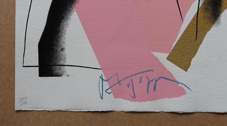 Andy Warhol, 'Mick Jagger ', 1975, Print, Arches Aquarelle (Rough) paper, Coskun Fine Art