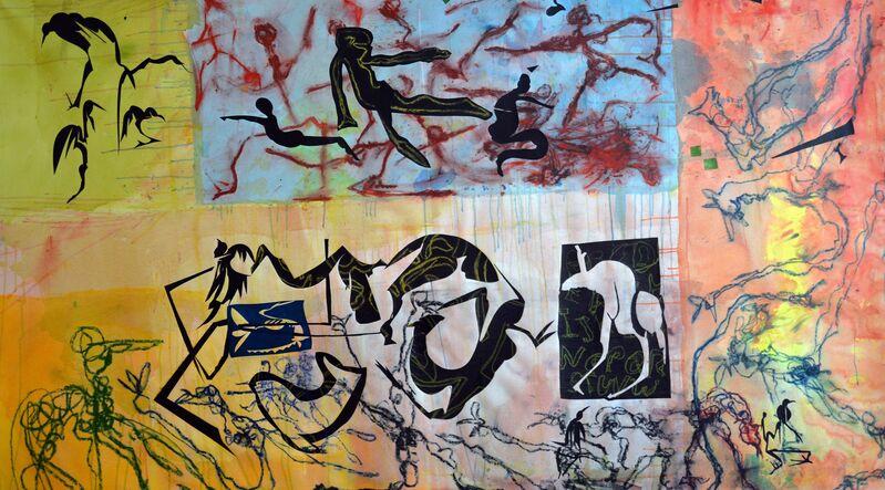 Jane Greer, 'Adapt Wide Narrow Squeeze', 2015, Mixed Media, Carter Burden Gallery