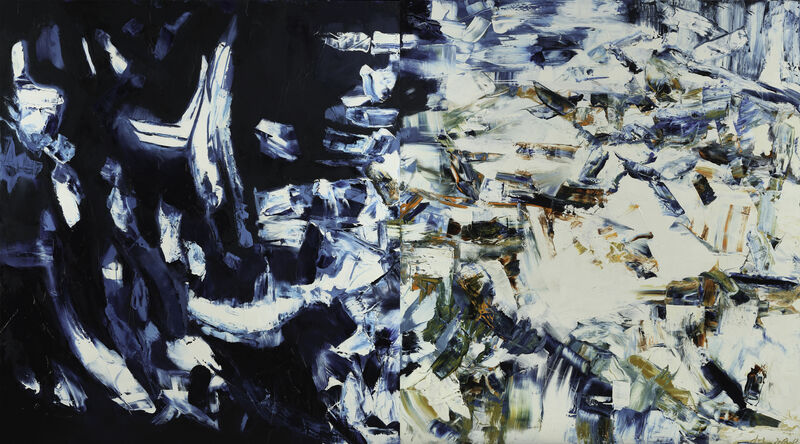 John DiPaolo, 'Revolver #4', 2020, Painting, Oil on canvas, Dolby Chadwick Gallery