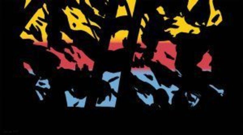 Alex Katz, 'Sunset 3', 2020, Print, Archival pigment ink on Innova Etching Cotton Rag 315 gsm fine art paper, New Art Editions