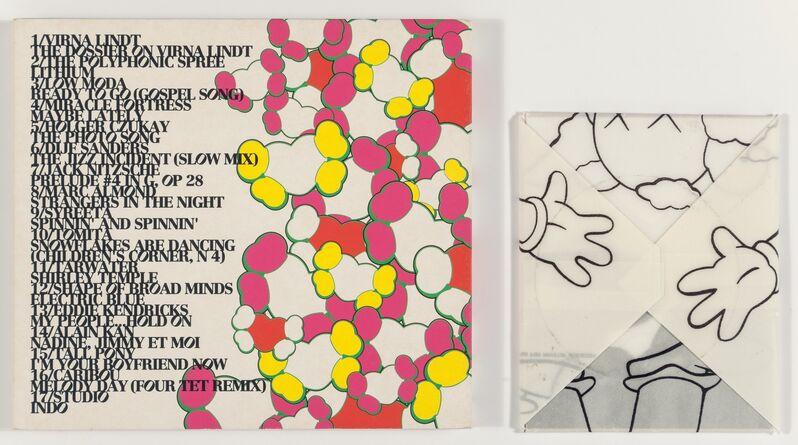 KAWS, 'Kimpson Cards and More Love From Colette (two works)', Other, Playing cards and CD, Heritage Auctions