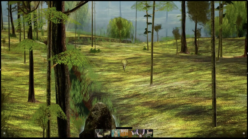 Auriea Harvey & Michaël Samyn, 'The Endless Forest', 2006/2020-ongoing, Other, Online multiplayer game, bitforms gallery