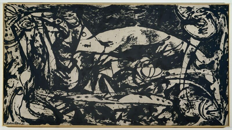 Jackson Pollock, 'Number 14, 1951', 1951, Painting, Oil on canvas, Dallas Museum of Art