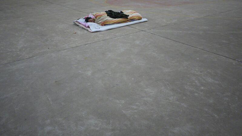 Li Liao, 'A Single Bed No.2 (Small Playground)', 2011, Performance Art, Single channel digital video, Eli Klein Gallery